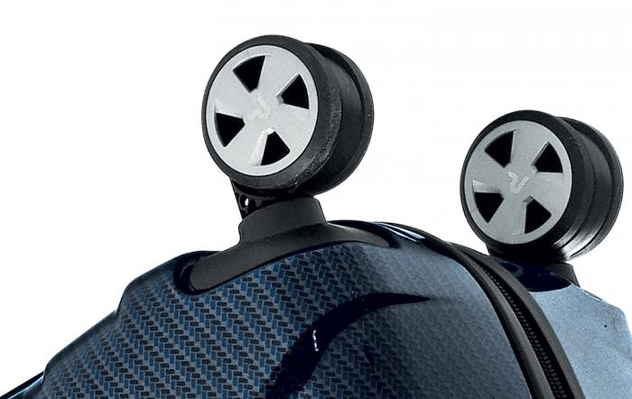 Trolley Grande Taille  BLUE/CARBON Roncato