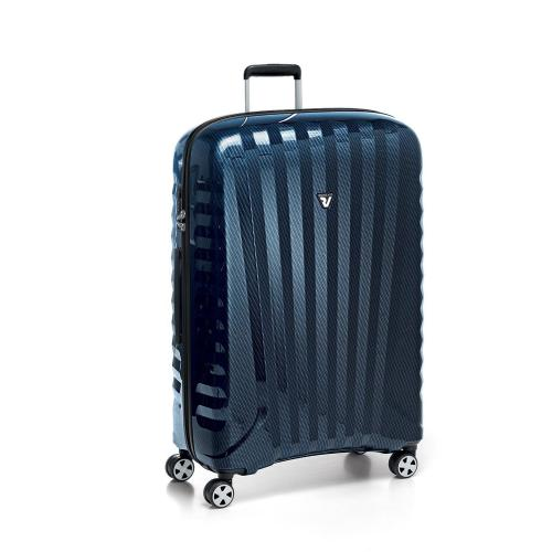 LARGE LUGGAGE  BLUE/CARBON
