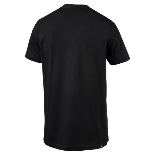 Puma T-shirt Greatest Hits Man Tee   Usain Bolt Black Tifoshop