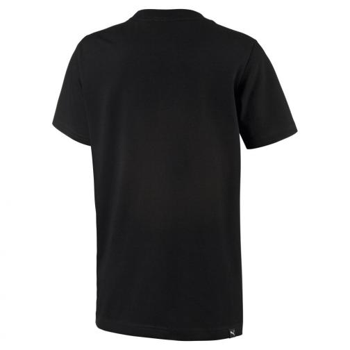 Puma T-shirt Legendary Tee Junior Usain Bolt Nero UsainBolt