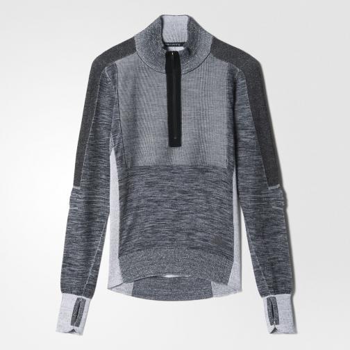 Adidas Felpa Primeknit  Donna Nero Tifoshop