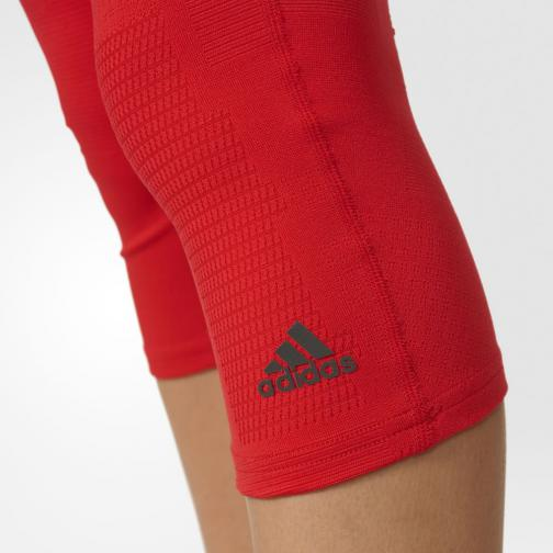 Adidas Kurze Hose 3/4 Ultra  Damenmode Ray Red/Black Tifoshop