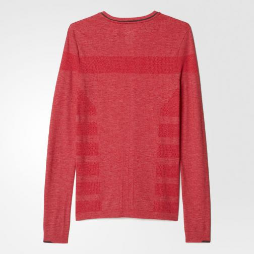Adidas Sweater Primeknit Ray Red Tifoshop