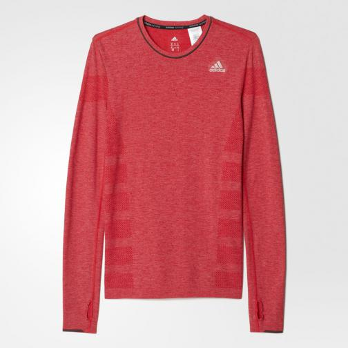 Adidas Sweater Primeknit Ray Red