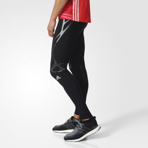 Adidas Pantalon Adizero Sprintweb Black Tifoshop