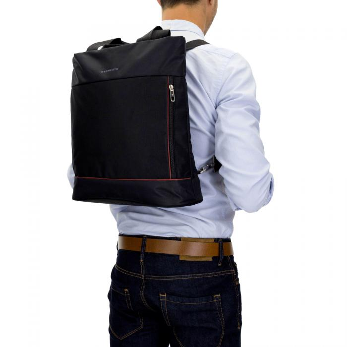 Laptop Briefcase  BLACK Roncato