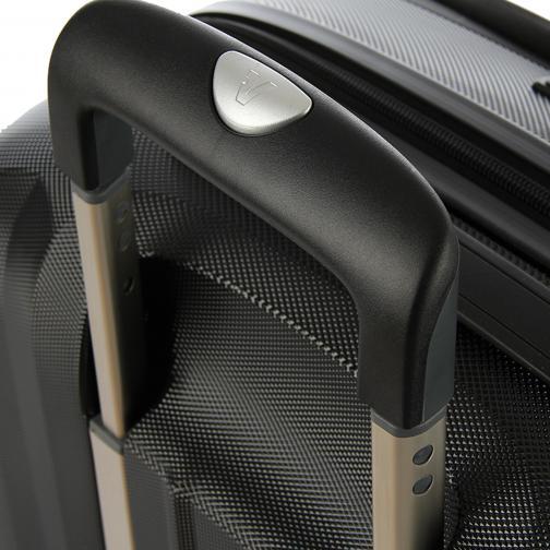 Cabin Luggage  Black/Black Roncato