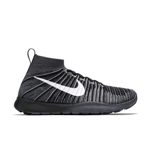 Nike Scarpe Free Train Force Flyknit Grigio