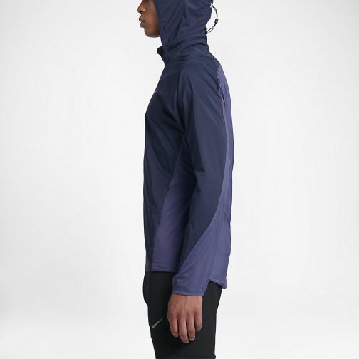 Nike Jacket Shield MIDNIGHT NAVY/DK PURPLE DUST Tifoshop