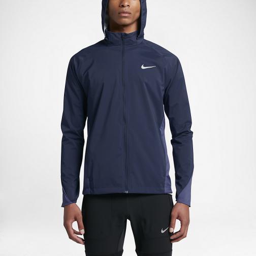 Nike Jacket Shield MIDNIGHT NAVY/DK PURPLE DUST