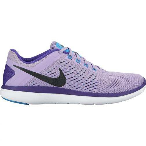 Nike Shoes Flex 2016 Rn  Woman URBAN LILAC/BLACK-FIERCE PURPLE-WHITE