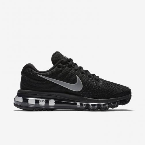 Nike Shoes Air Max 2017  Woman BLACK/WHITE-ANTHRACITE Tifoshop