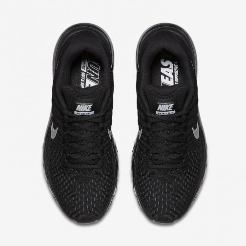 Nike Scarpe Air Max 2017  Donna Nero Bianco Tifoshop