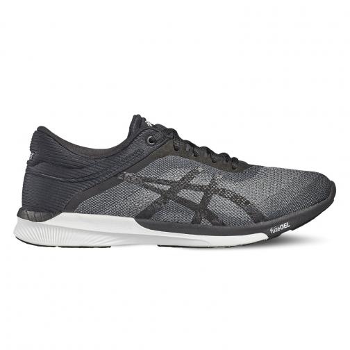 Asics Shoes Fuzex Rush  Woman MIDGREY/BLACK/WHITE
