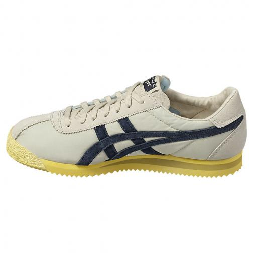 Onitsuka Tiger Shoes Tiger Corsair Vin  Unisex BIRCH/INDIA INK Tifoshop