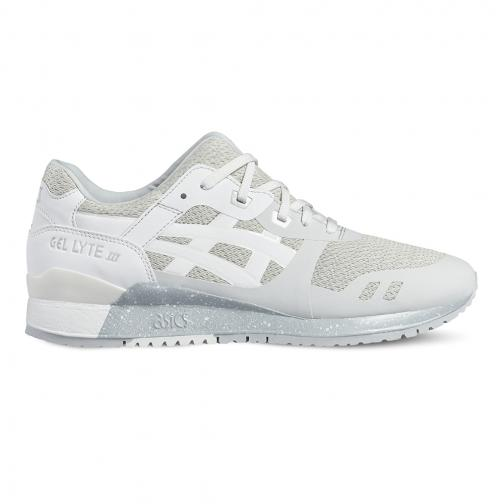 Asics Tiger Shoes Gel-lyte Iii Ns  Unisex GLACIER GREY/WHITE