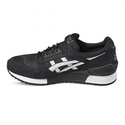 Asics Tiger Shoes Gel-respector  Unisex BLACK/WHITE Tifoshop