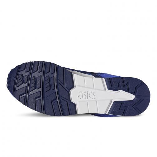 Asics Tiger Shoes Gel-lyte V  Unisex ASICS BLUE/INDIGO BLUE Tifoshop