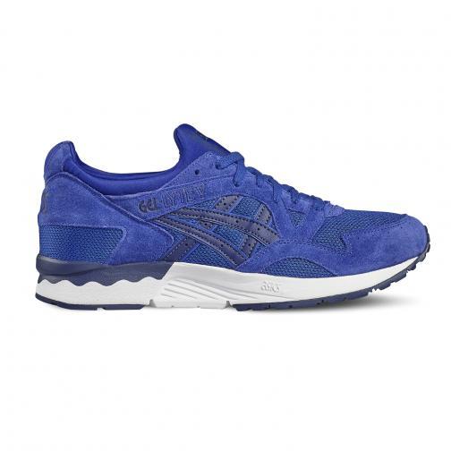 Asics Tiger Shoes Gel-lyte V  Unisex ASICS BLUE/INDIGO BLUE