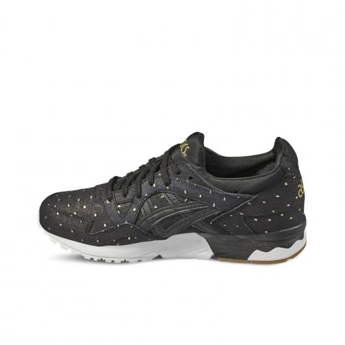 Asics Tiger Shoes Gel-lyte V  Woman BLACK/BLACK Tifoshop