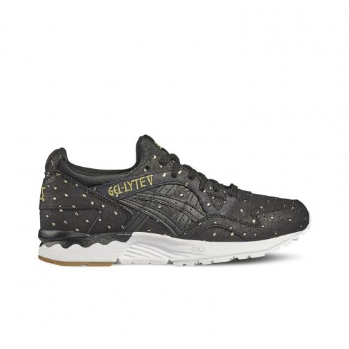 Asics Tiger Shoes Gel-lyte V  Woman BLACK/BLACK