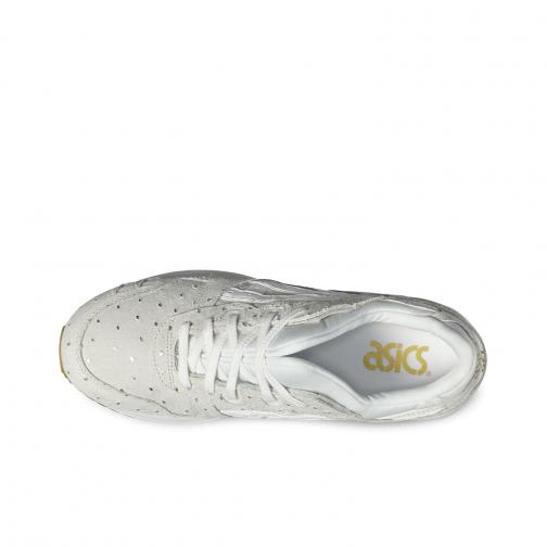 Asics Tiger Chaussures Gel-lyte Iii  Femmes WHITE/WHITE Tifoshop
