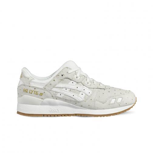 Asics Tiger Shoes Gel-lyte Iii  Woman WHITE/WHITE