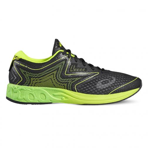 Asics Chaussures Noosa Ff BLACK/GREEN GECKO/SAFETY YELLOW