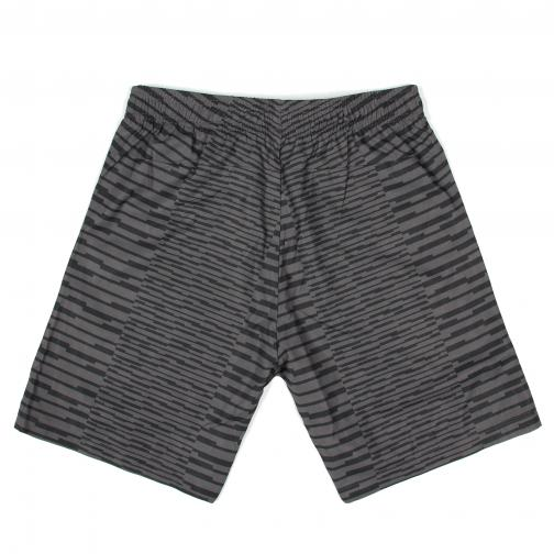 Asics Short Pants Fuzex 7in Print Short SQ DARK GREY Tifoshop