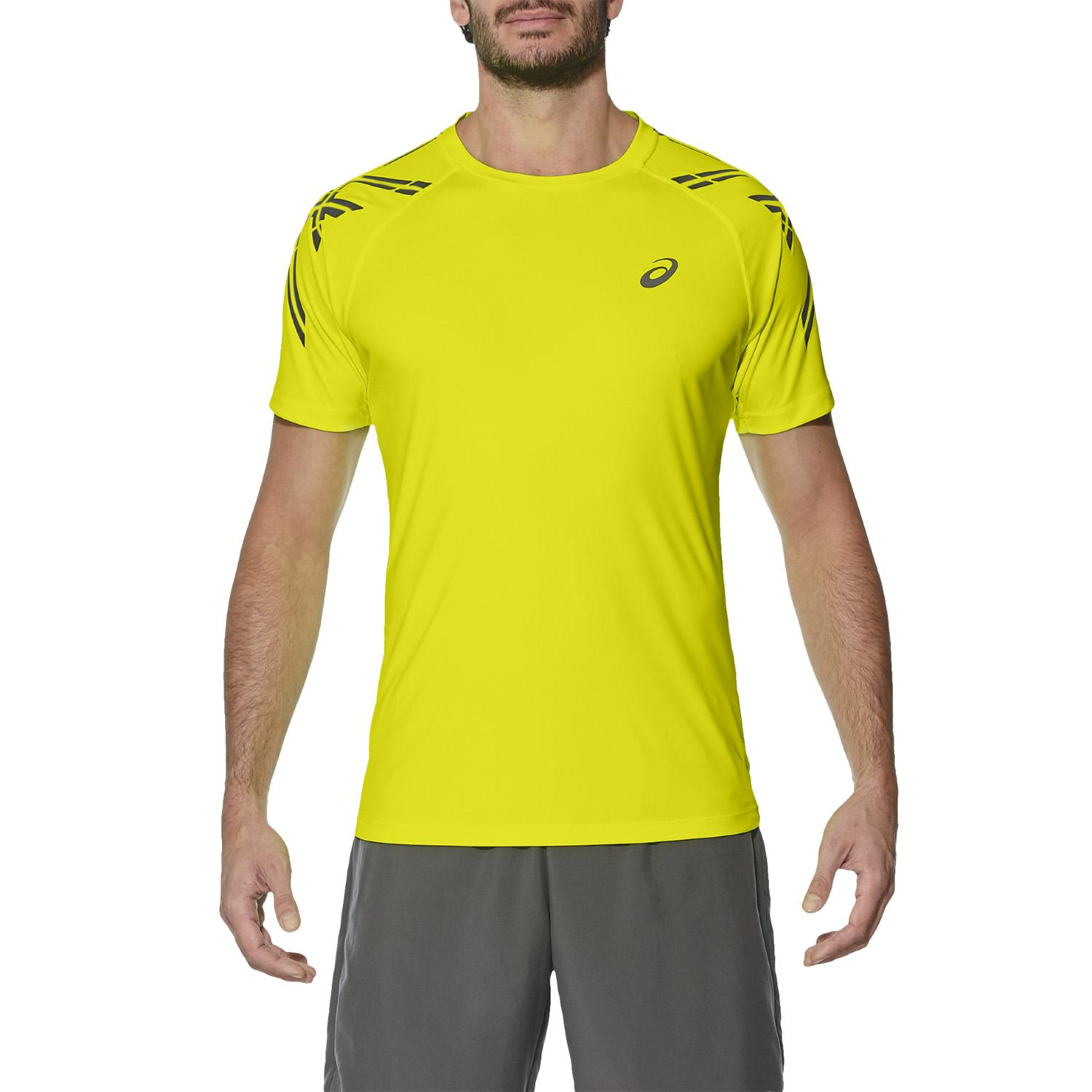 Asics T-shirt Asics Stripe Ss Top
