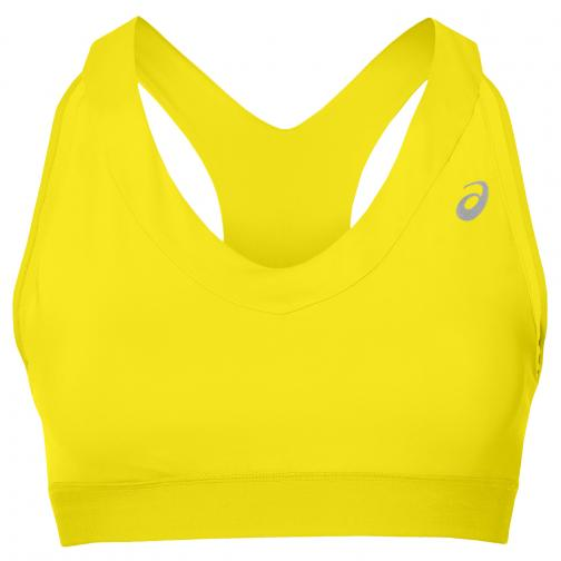 Asics Top Race Bra  Damenmode BLAZING YELLOW Tifoshop