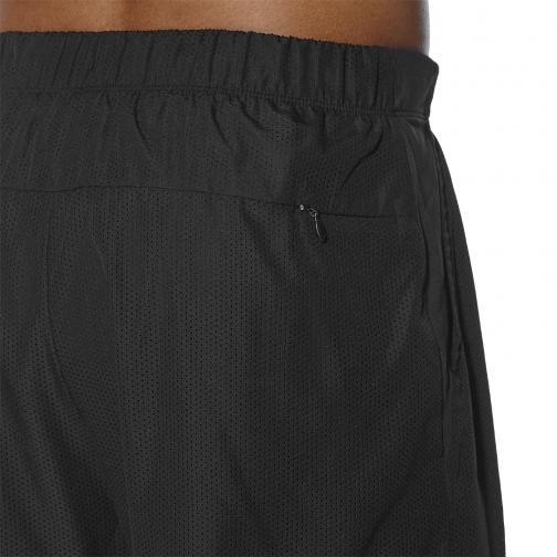 Asics Pantaloncino Fuzex 7in Short Nero Tifoshop