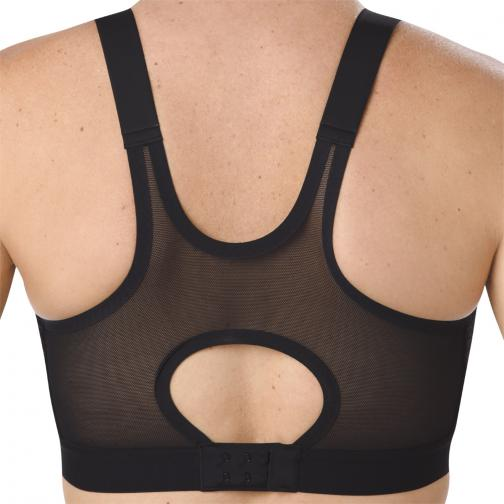 Asics Top Zero Distractions Bra  Woman PERFORMANCE BLACK Tifoshop