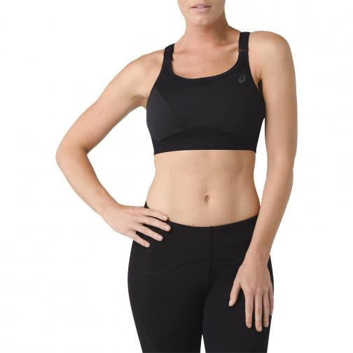 Asics Top Zero Distractions Bra  Woman PERFORMANCE BLACK