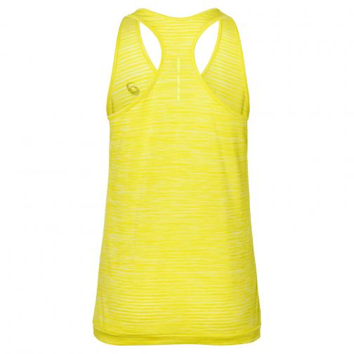 Asics Tank Top Fuzex Layering Tank  Woman BLAZING YELLOW Tifoshop