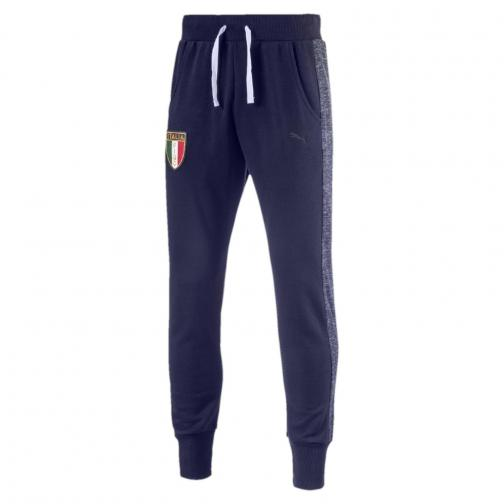 Pantaloni Figc Italia Azzurri Blu FIGC Store