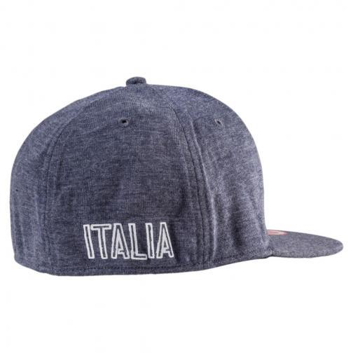 Puma Cappellino Figc Italia Blu Tifoshop