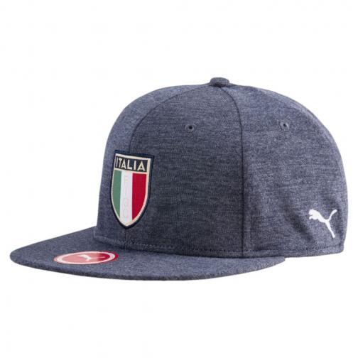 Puma Cappellino Figc Italia Blu