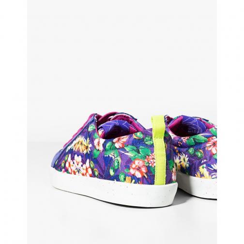 Desigual Chaussures  Femmes Purple Tifoshop