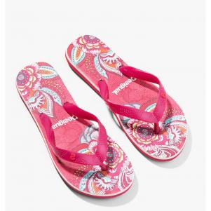 SHOES_FLIP FLOP PAISLEY