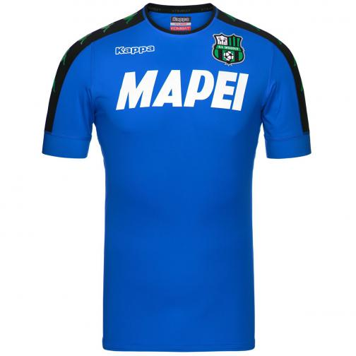 Kappa Maillot De Match Third Sassuolo   16/17 Princess Blue - Black