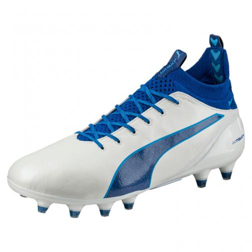 Puma Chaussures De Football Evotouch Pro Fg White