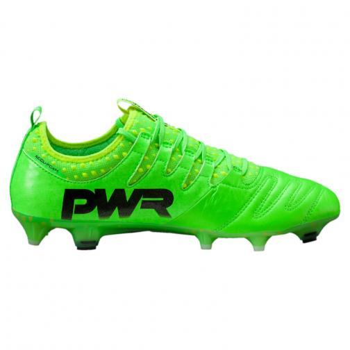 Puma Football Shoes Evopower Vigor 1 K Lth Fg Green Tifoshop