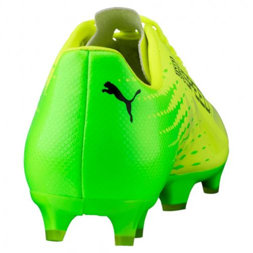 Evospeed 17.2 Fg Shoes Yellow FIGC Store
