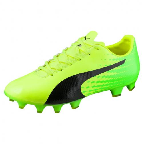 Puma Football Shoes Evospeed 17.2 Fg Yellow