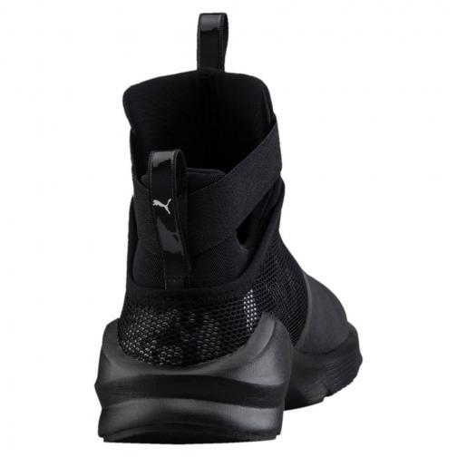 Puma Chaussures Fierce Strap Swan  Femmes Black Tifoshop