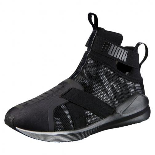 Puma Chaussures Fierce Strap Swan  Femmes Black