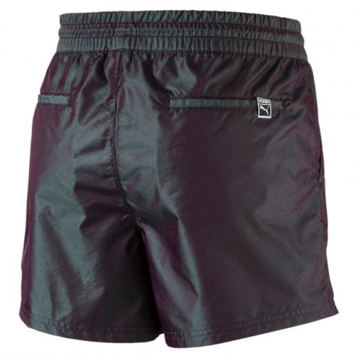 Puma Short Irridescent  Femmes Black Tifoshop