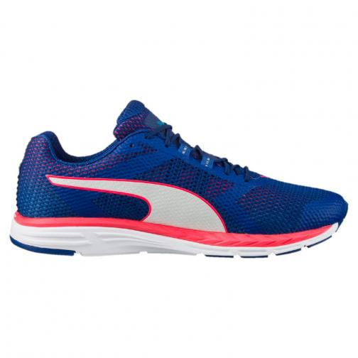 Puma Chaussures Speed 500 Ignite TRUE BLUE-Bright Plasma-Puma White Tifoshop