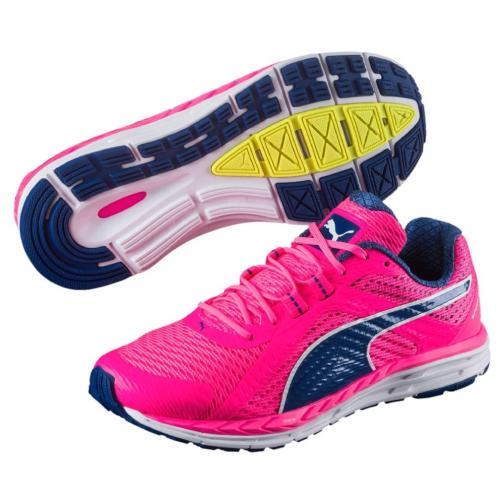 Puma Chaussures Speed 500 Ignite Wn  Femmes KNOCKOUT PINK-TRUE BLUE Tifoshop
